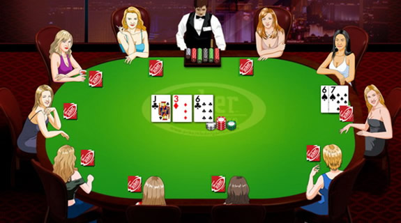 online casino poker  free play