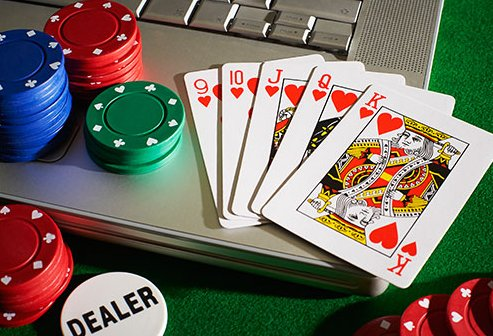 Online betting and casinos gambling addiction informative speech