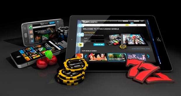 онлайн мобильных казино для